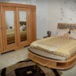 Chambre à coucher meubles kélibia Messelmani bois