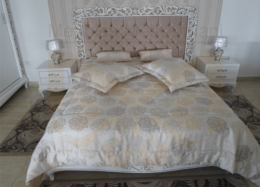 Chambre coucher prestige meubles k libia messelmani for Chambre de sucre coupon code