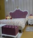 Chambre adulte kélibia meubles messelmani Princesse