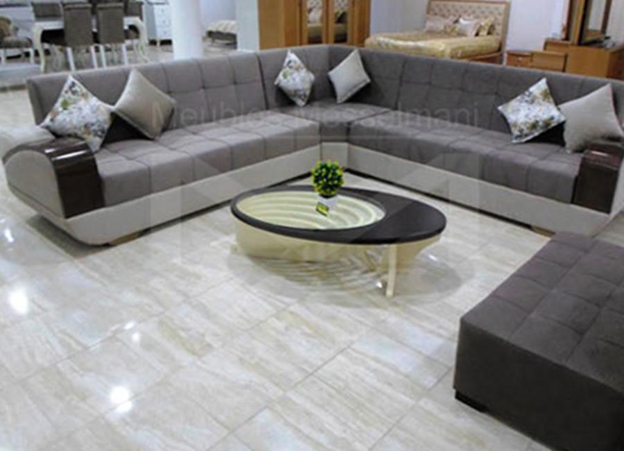 Salon francesca meubles k libia messelmani for Meuble kelibia salon
