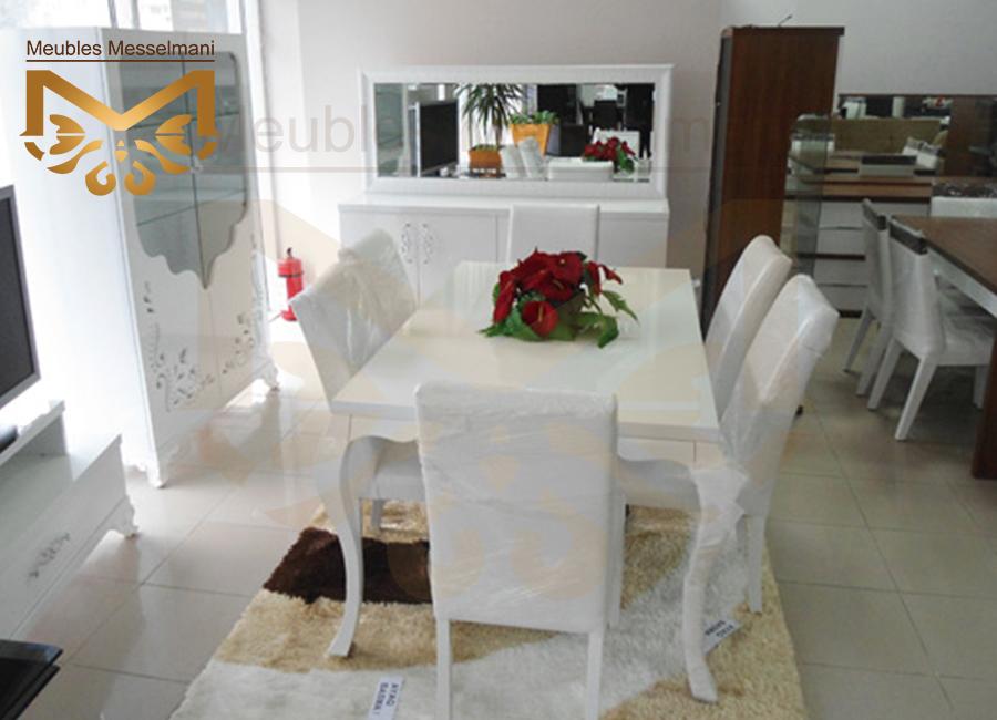 Salle manger sandra meubles k libia messelmani for Meuble kelibia salon
