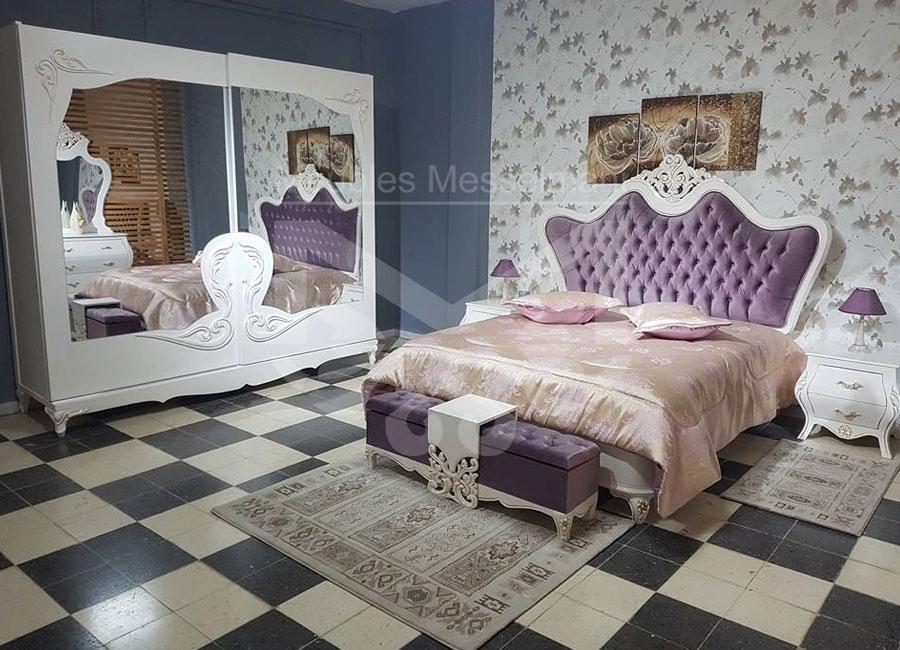 chambre coucher royale meubles k libia messelmani