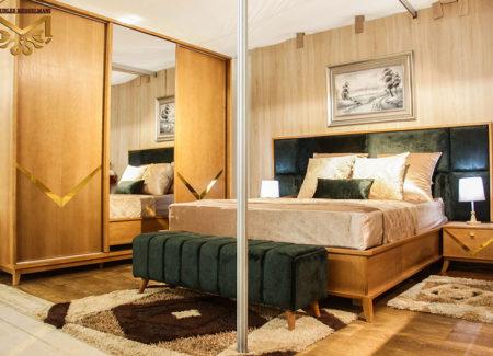 chambre à coucher Atalanta