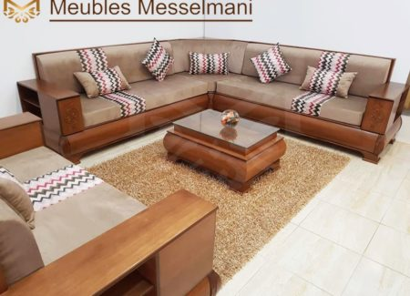 Séjour Omar meubles messelmani