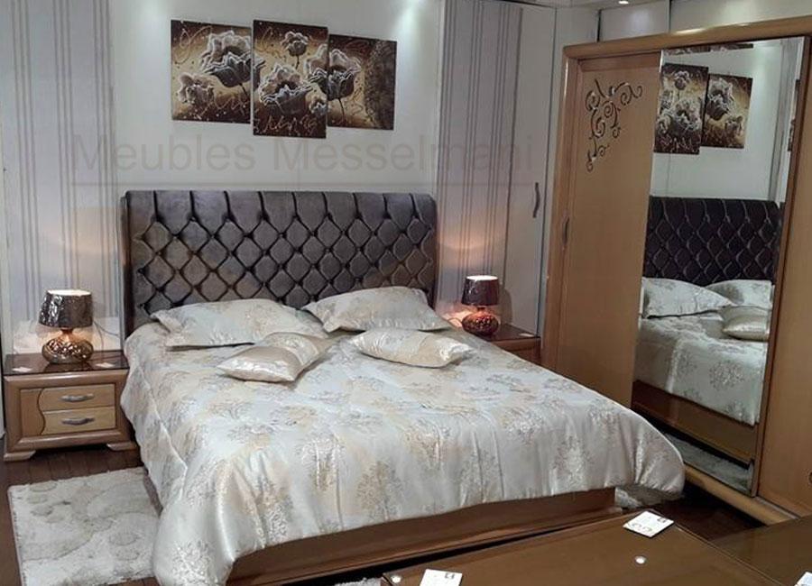 Chambre coucher flora meubles k libia messelmani for Chambre 0 coucher