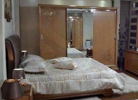 Chambre coucher meubles k libia messelmani for Chambre a coucher kolea prix