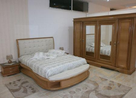 Chambre coucher meubles k libia messelmani for Meuble kelibia