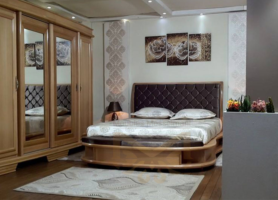 chambre coucher versage meubles k libia messelmani. Black Bedroom Furniture Sets. Home Design Ideas