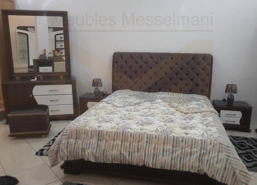 Chambre coucher flora meubles k libia messelmani for Commande chambre a coucher