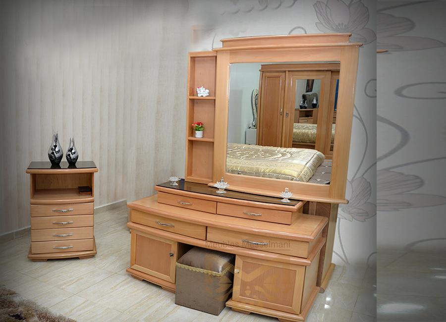 chambre coucher versage meubles k libia messelmani. Black Bedroom Furniture Sets. Home Design Ideas