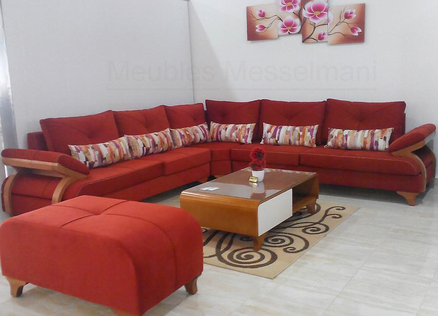S jour flora meubles k libia messelmani for Meuble kelibia salon