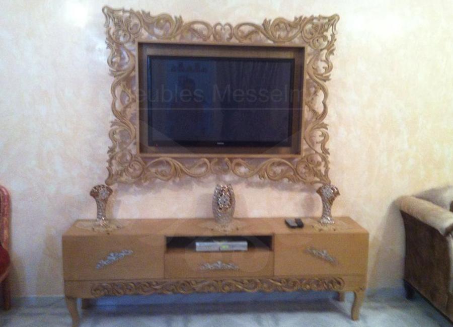 table tv living meuble kéibia messelmani