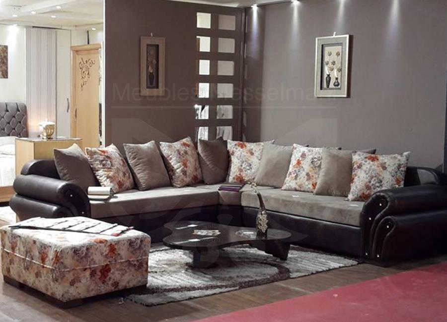 salon LINA- meubles kéibia messelmani