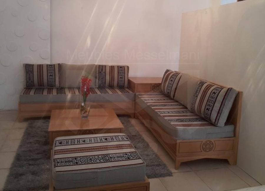 salon-MAROCAIN- meubles kéibia messelmani