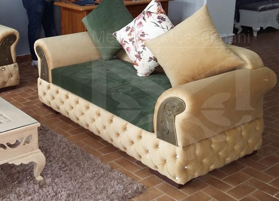Salon kenza meubles k libia messelmani for Meuble kelibia salon 2017