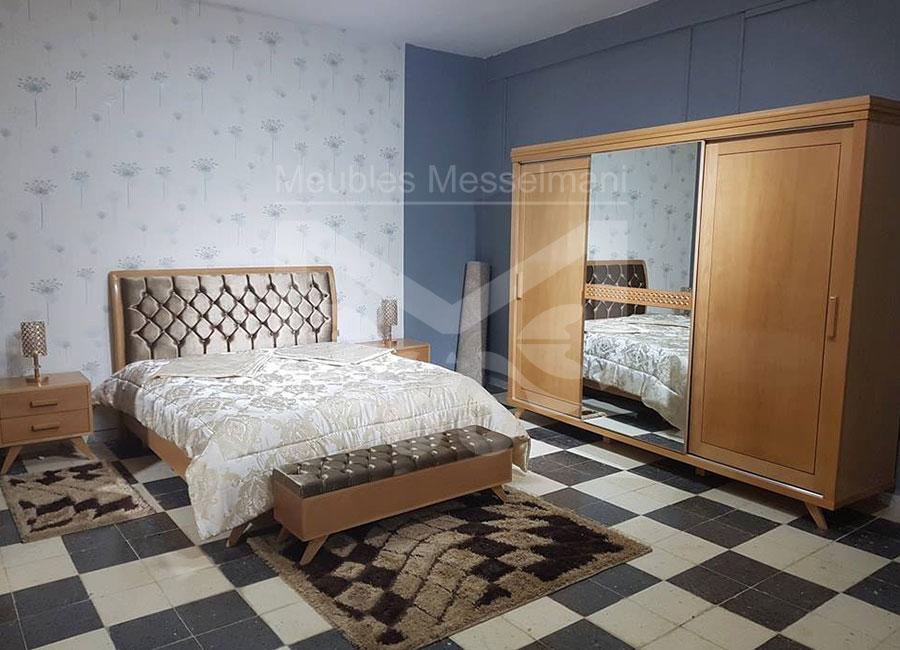 Chambre coucher meubles k libia messelmani for Meuble kelibia 2019