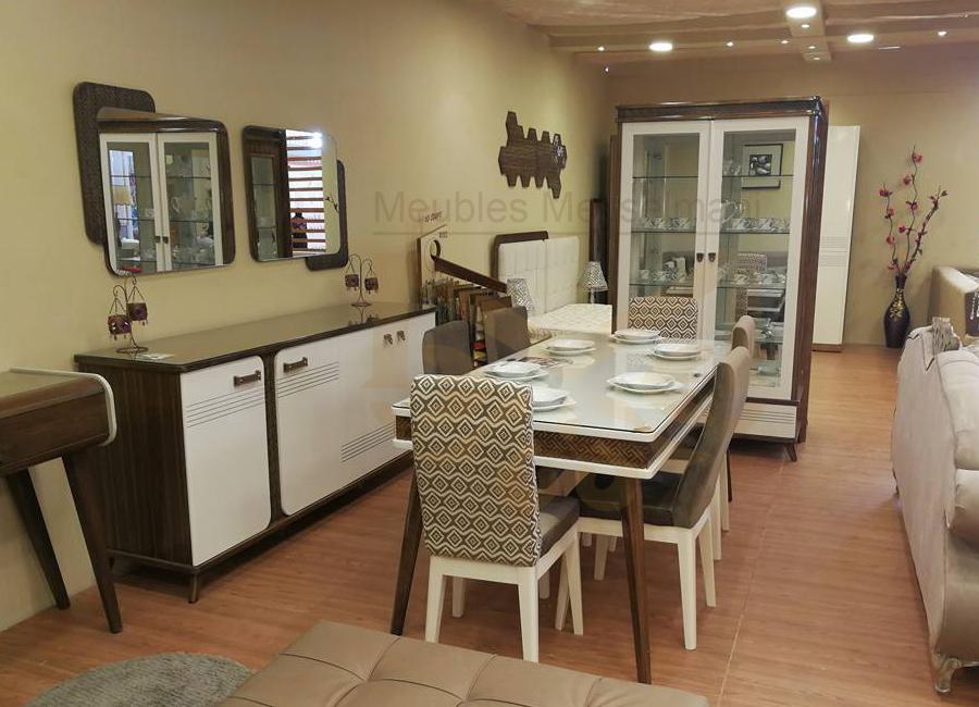 Salle manger givinchy meubles k libia messelmani for Meuble de salon sejour