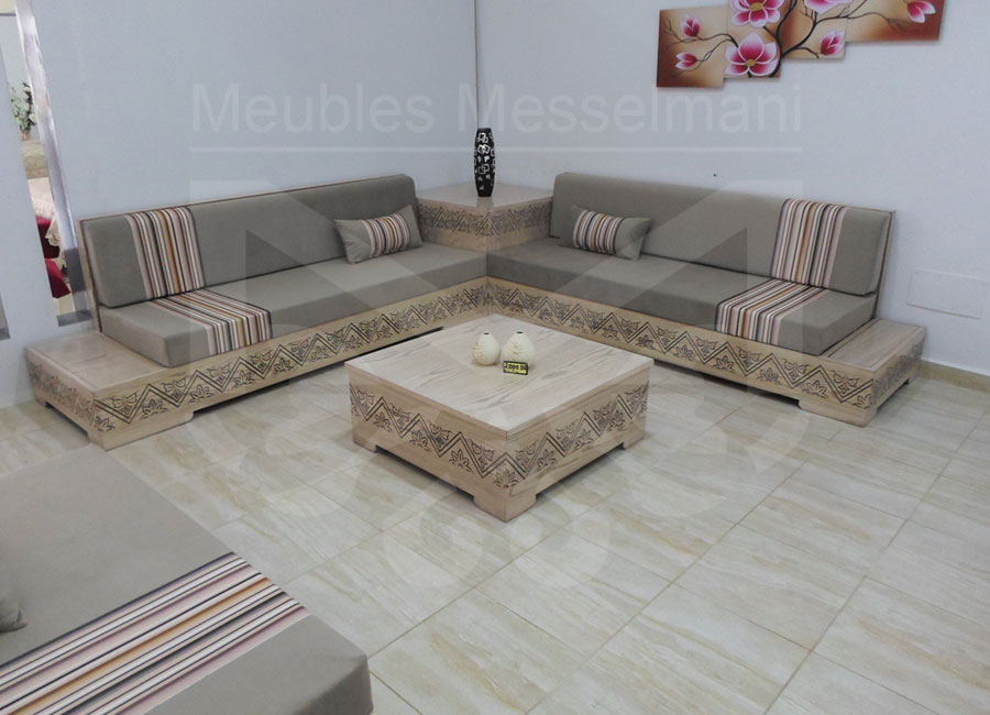 Salon-Kélibia-Meubles-Messelmani-modèle-Taher