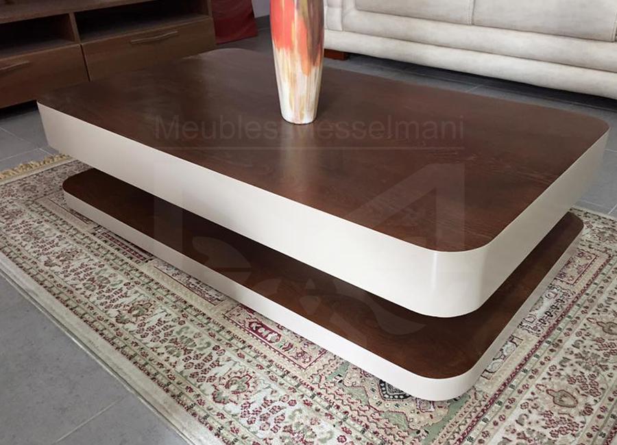 table-basse2- meubles kéibia messelmani