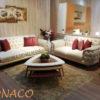 salon Monaco bois blanz tunisie