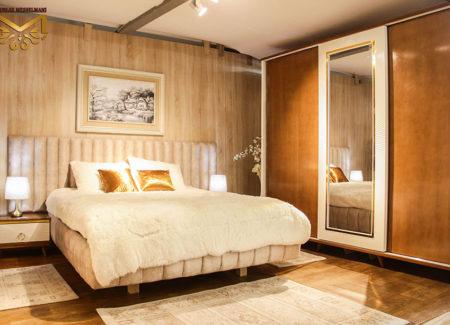 chambre à coucher Gold